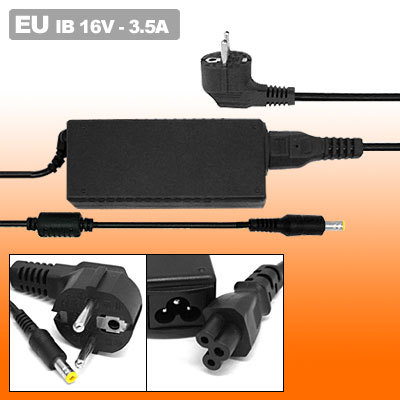 EU Plug 100-240V Laptop AC Adapter for IBM ThinkPad X20 X21 ( 02K6728 )