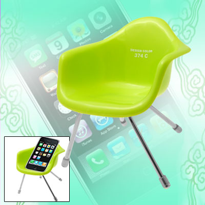 Kelly Chair Cell Phone Desktop Holder Stand
