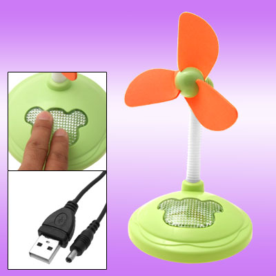 New Portable Mini USB Desktop Fan PC Computer Laptop