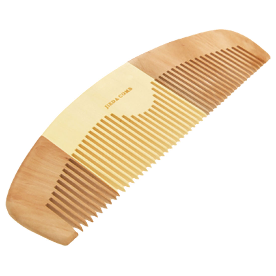 Chinese Culture Half-Moon Shape Wooden Comb Brand New