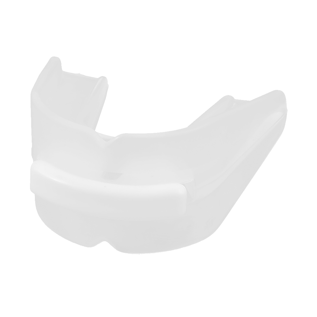 Sports Accessories Single Protective Transparent Silicone Mouthguard