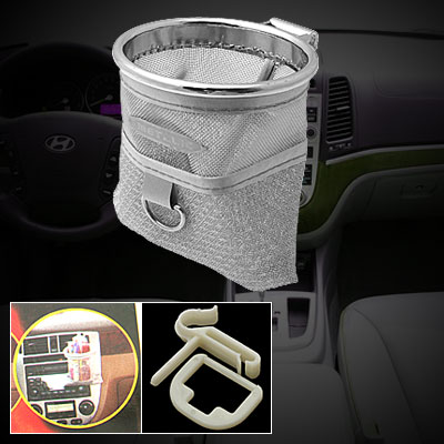 Mini Car Storage Pocket Bag Holder for Cell Phone Drink