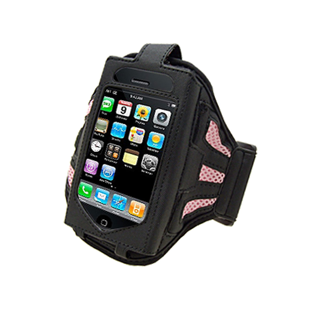 Sports Armband Case Holder for Apple iPhone 3G Pink