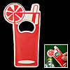 Long Handle Red Cool Beer Beverage Bottle Drink Opener