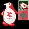Magnetic Red Cute Cartoon Penguin Beer Bottle Opener