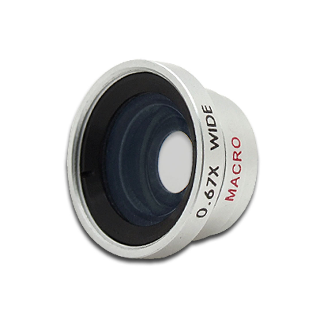 0.67x Wide Angle Macro Lens for Mobile Digital Camera