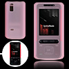 Pink Silicone Skin Case Cover for Nokia 5610 XpressMusic