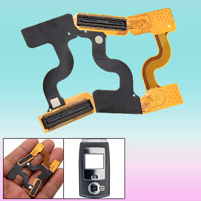 Cell Phone Replacement LCD Flex Cable Ribbon Connector Repair Parts for Nokia N71