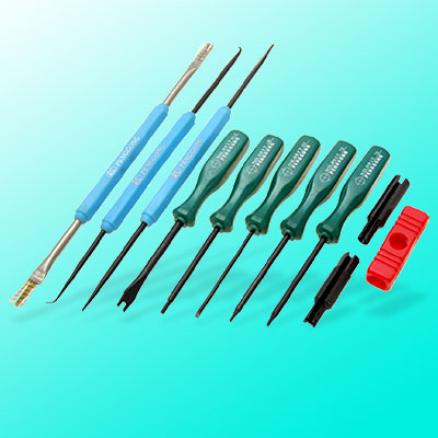 Communication Electronic Repair Kit with 5 Screwdriver and 3 PCS Aid Solder Tools