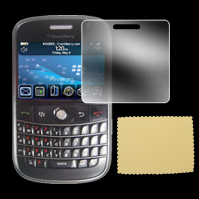 LCD Screen Guard Protector for Phone Blackberry 9000