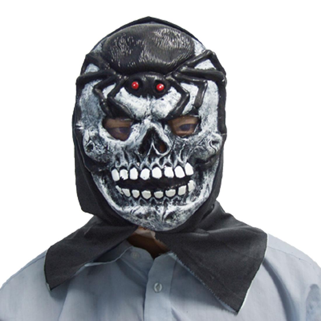 Evil Spider Satanic Face Skull Halloween Mask