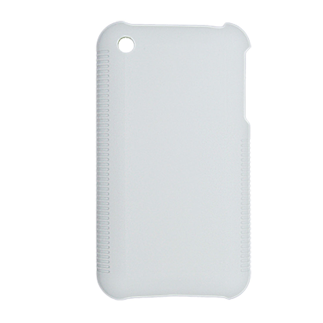 White Hard Plastic Protective Case for Apple iPhone 3G / 3GS