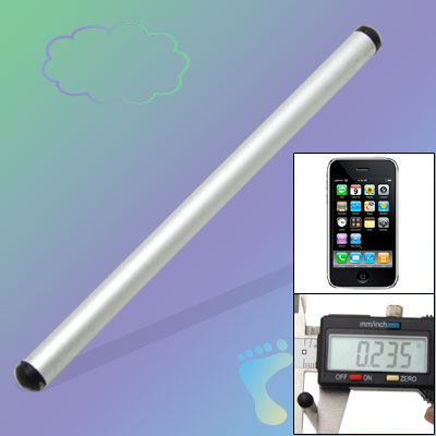 Touch Pen Stylus Silvery for Apple iPhone 3G iPod Touch 2G