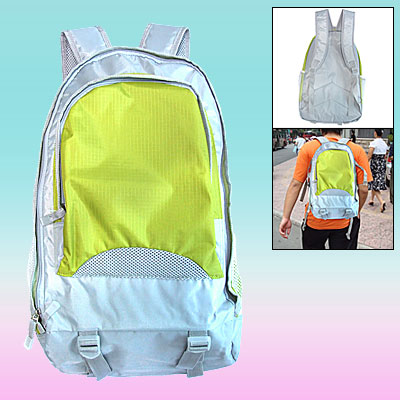Leisure Adventurer Travel Backpack Campus Double Shoulder Pack Knapsack