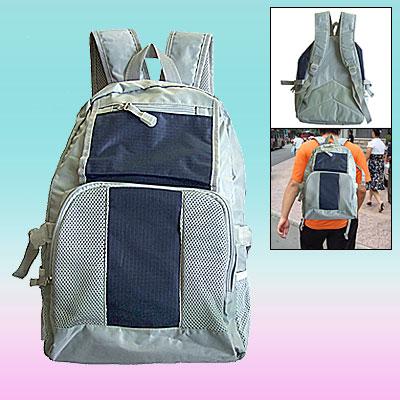 Adventurer Travel Backpack Campus Double Shoulder Pack Knapsack