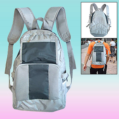 Double Shoulder Adventurer Travel Backpack Campus Pack Knapsack