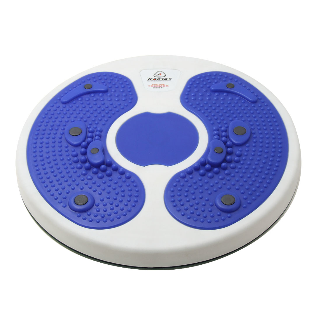 Foot Massage Round Magnetic Figure Twister Trimmer Waist Exercise Body