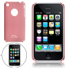 Plastic Hard Back Case Protector Cover Shell for Apple iPhone 3G / 3GS Pink