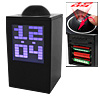 Projection LCD Digital Alarm Clock Calendar LED Backlight