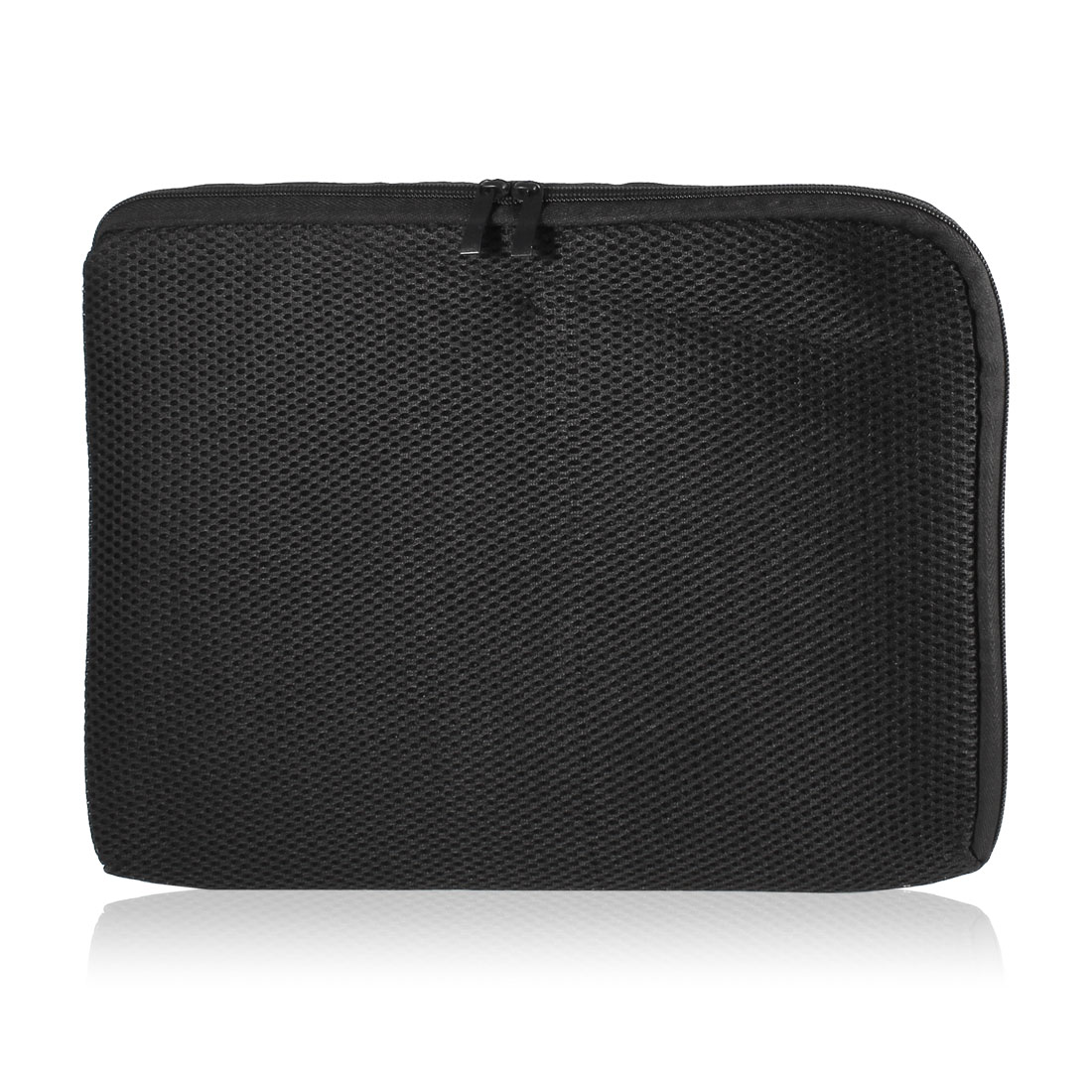 "13"" 13.3"" Black Mesh Neoprene Notebook Laptop Sleeve Bag Case"