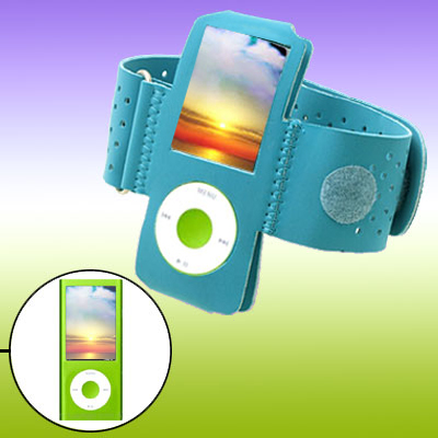 Sport Armband Case for iPod Nano Chromatic 4th Generation