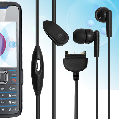 Handsfree Headset Headphone with Microphone for Nokia 7210 7250