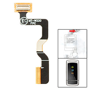 Replacement Flex Flat Ribbon Cable for Motorola W220