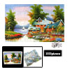 Toys DIY Educational Swan River Jigsaw Puzzles for Children
