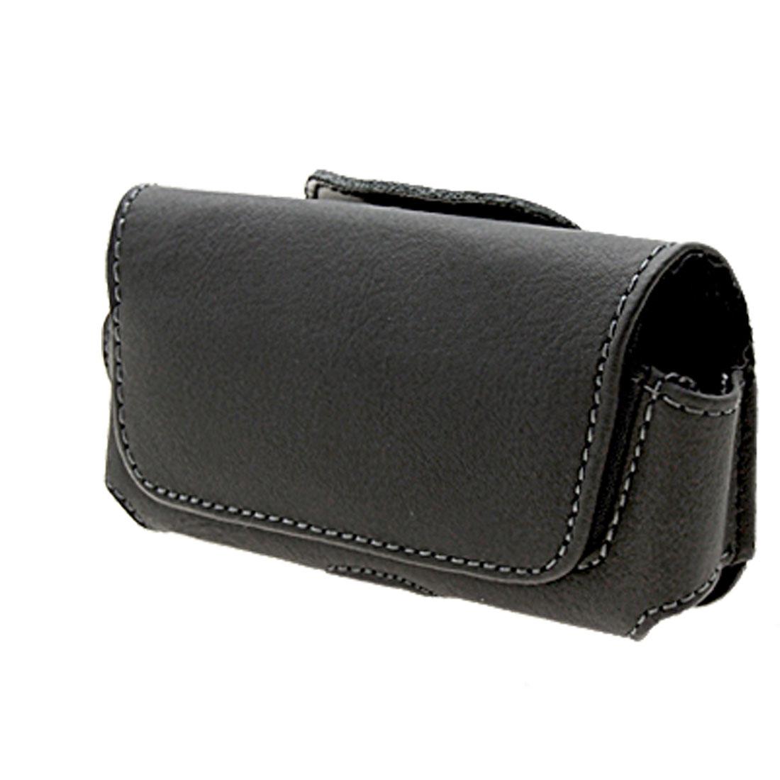 Belt Clip Design Leather Case Holder for Nokia 6500s