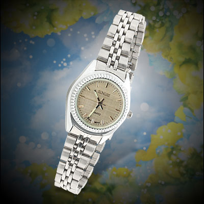 Fashion Lady's Gift Small Watch Case Night Vision Hands Wrist Quartz Watch