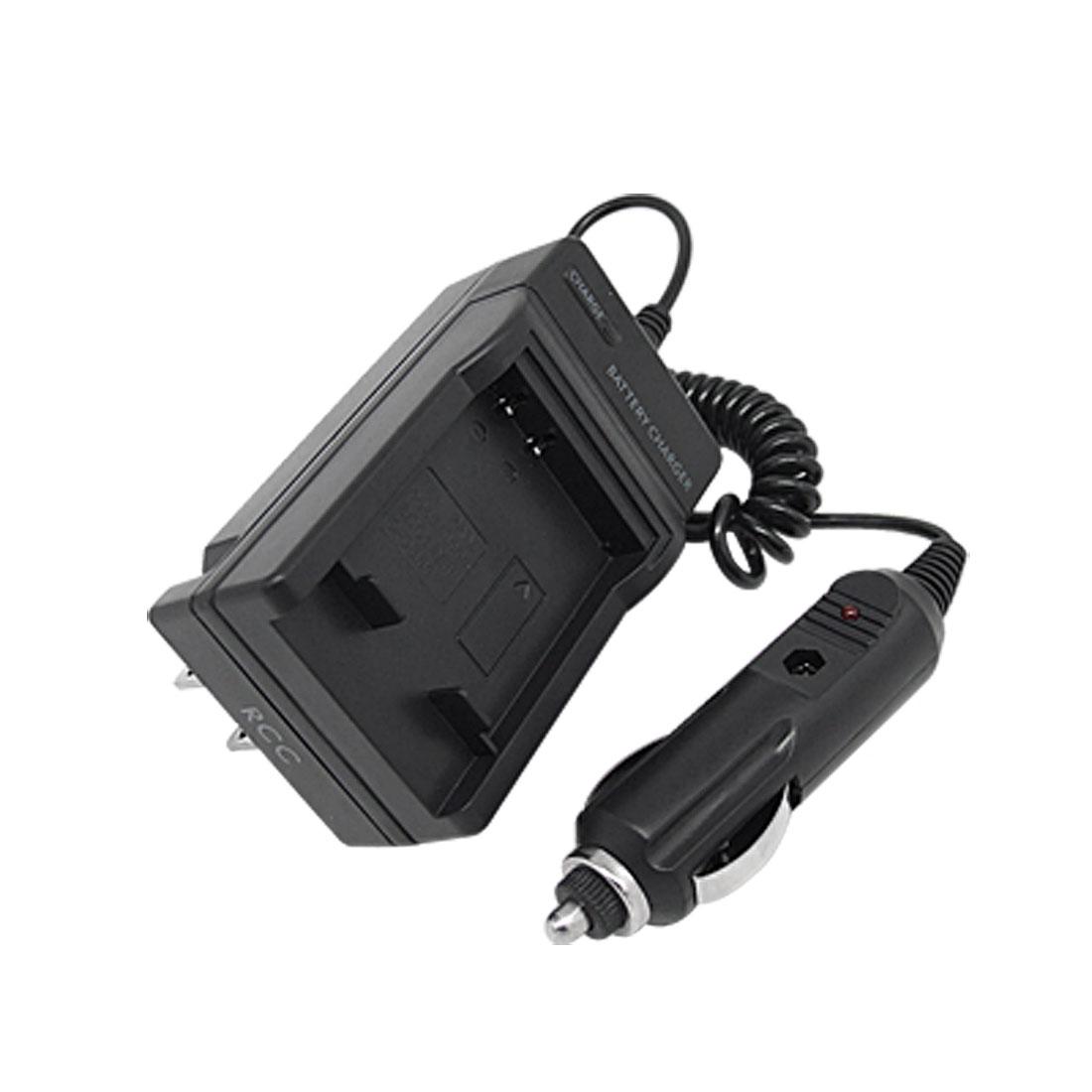 US Plug AC100-240V Battery Charger for Panasonic 005E/BCC12/RICOH-DB-60