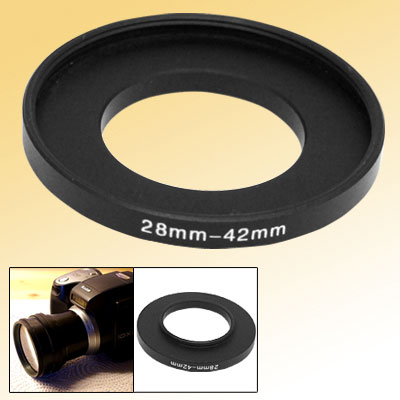 28-42mm Step Up Filter Ring Adapter