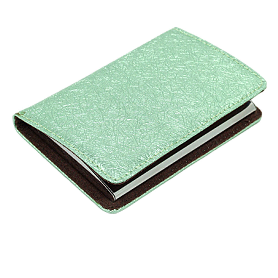 Green Lady's Card Holder for Business Card Credit Card