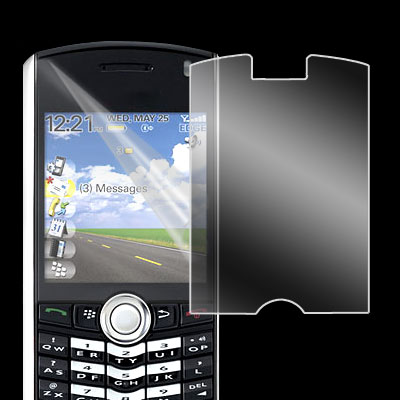 LCD Screen Protector Guard for Blackberry 8100