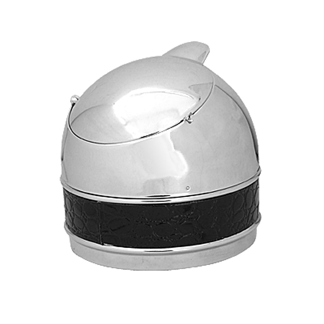 Home Restaurant Use Stainless Steel Smokeless Cigarette Ashtray