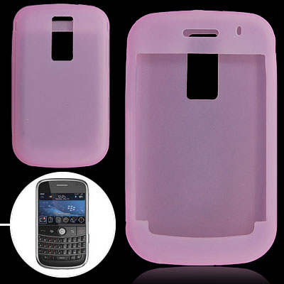 Stylish Silicon Skin Case Protector for BlackBerry 9000