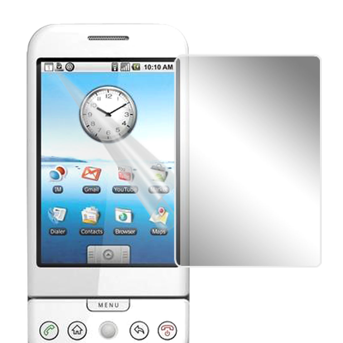 Mobile Phone Screen Protector for T-Mobile HTC Google G1