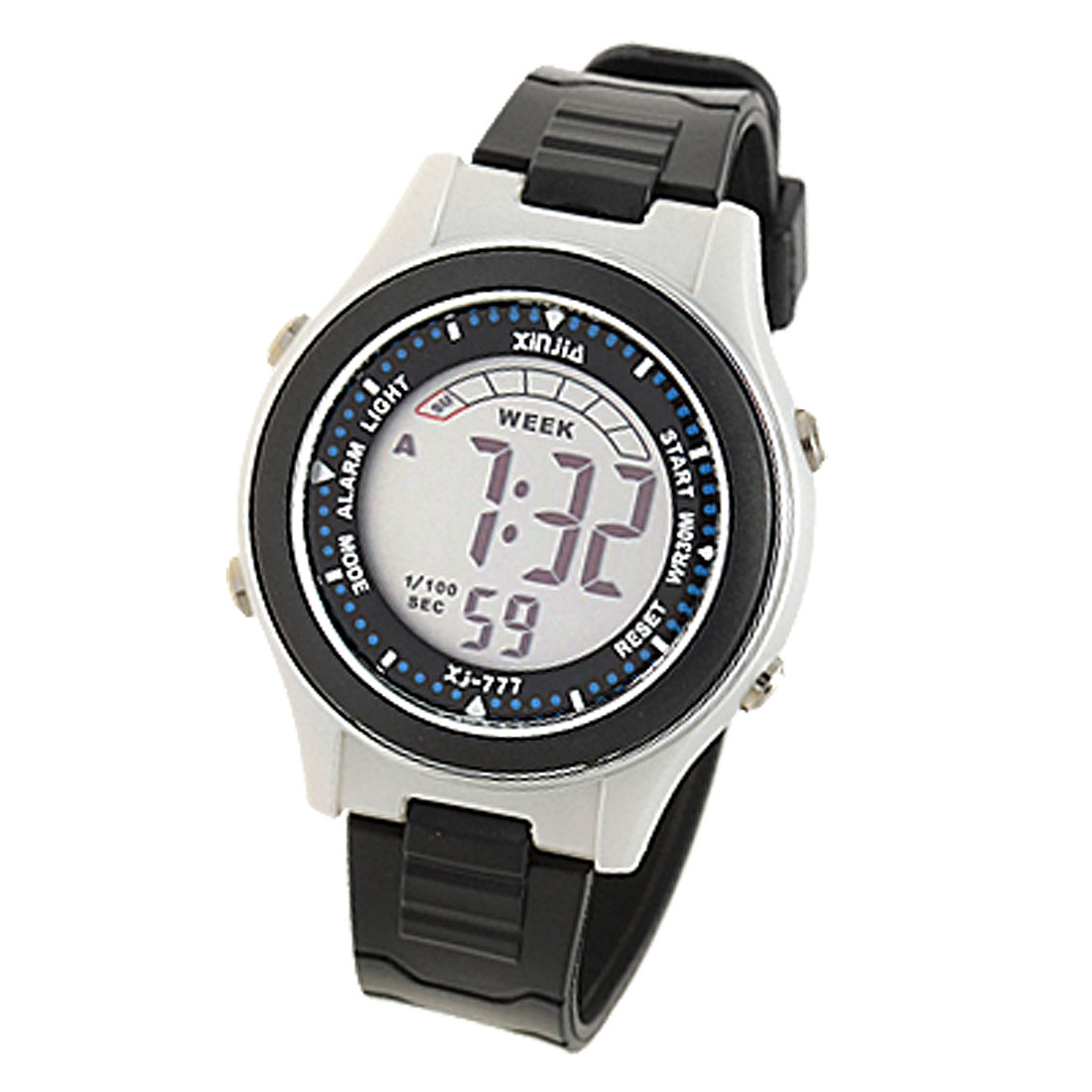 Kids Children's Digital LCD Sports Wrist Watch Stopwatch