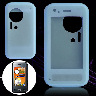 Skyblue Protective Silicon Skin Cover Case for LG KC910