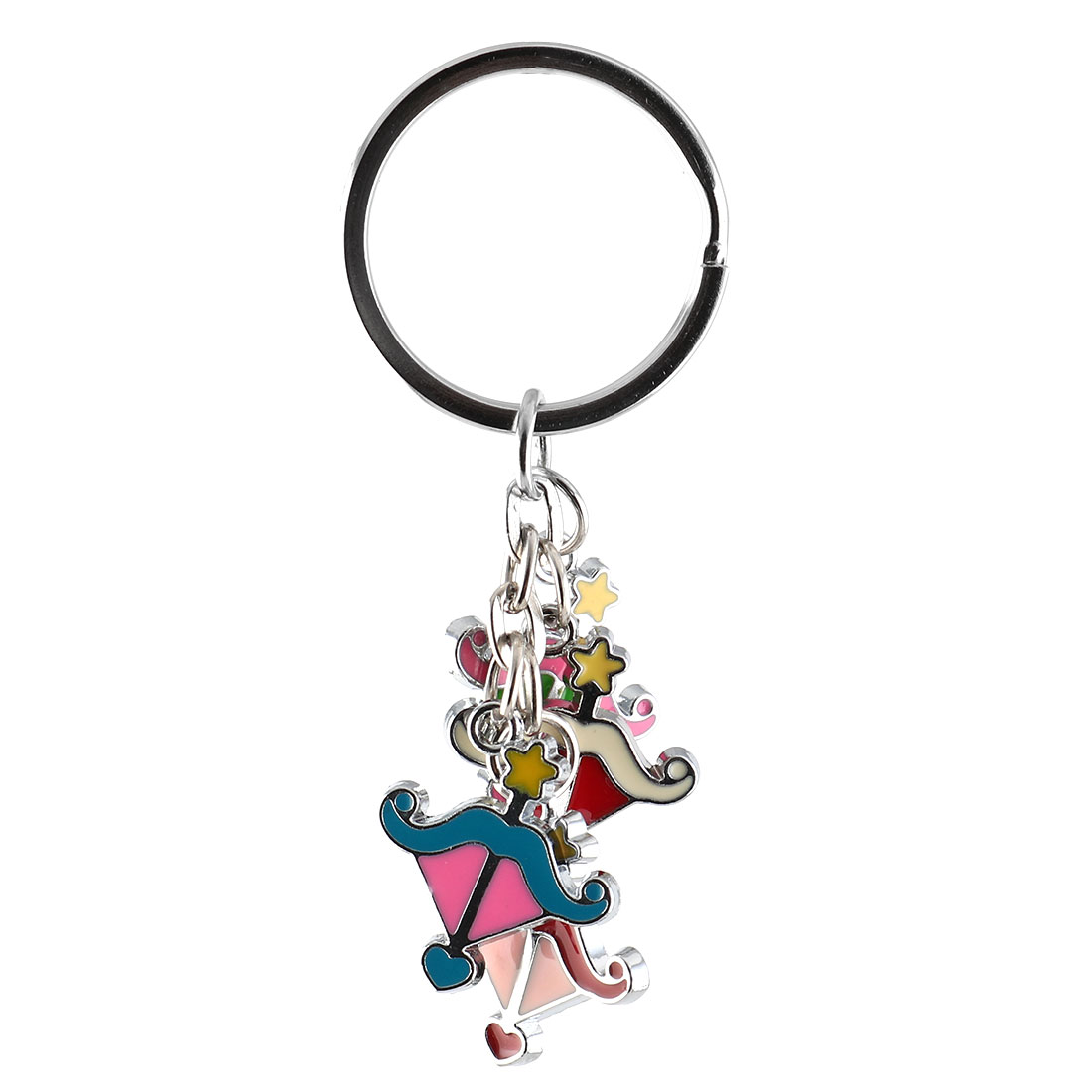 Small Fashionable Arrow Pattern Ornaments Key Chain