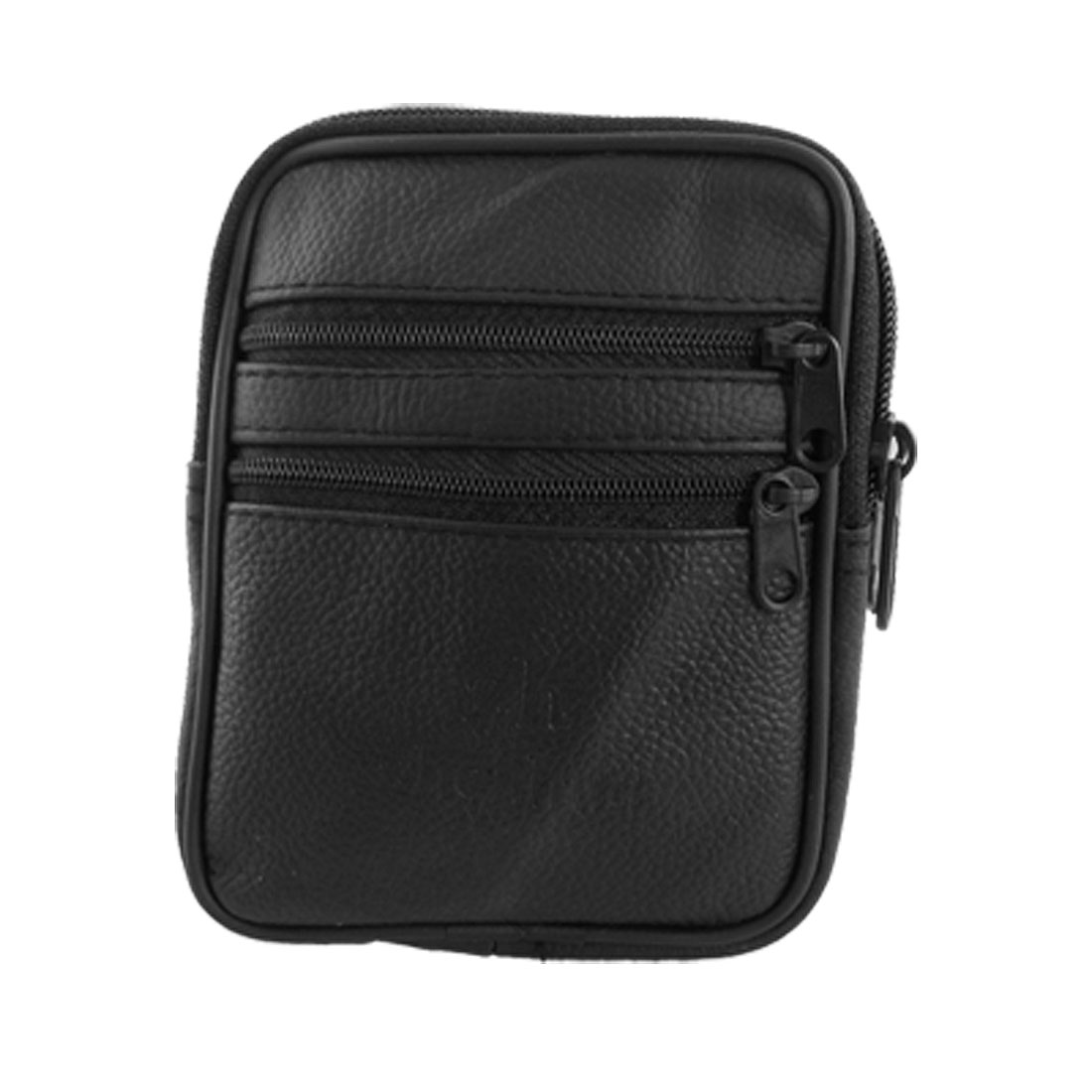 Multifuctional Soft Leather Waist Bag Case Pouch for Mobile Phone Digital Camera Products