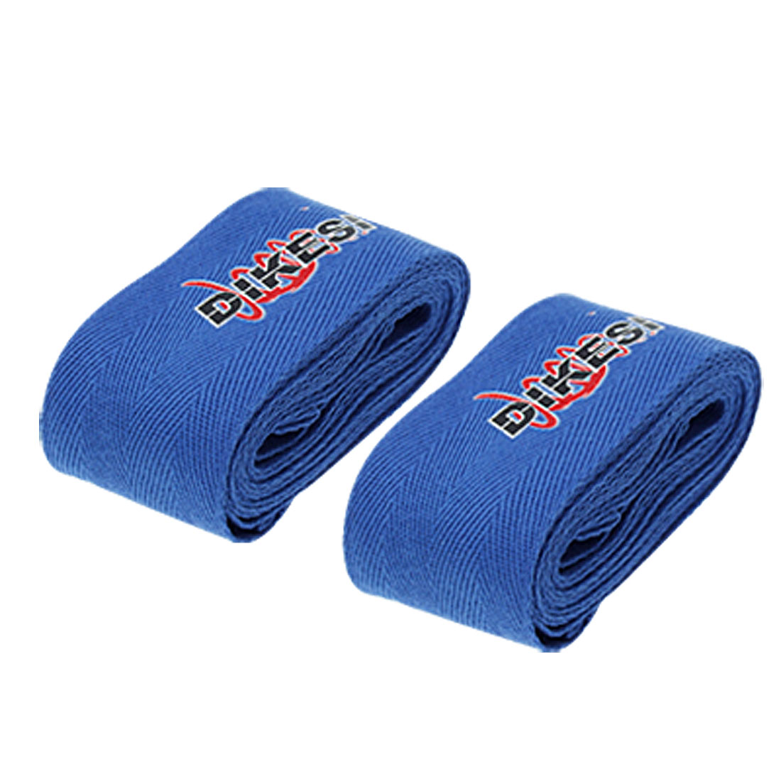 1 Pair Boxing Kick Martial Arts Hand Palm Wrist Wrap Bandage Blue