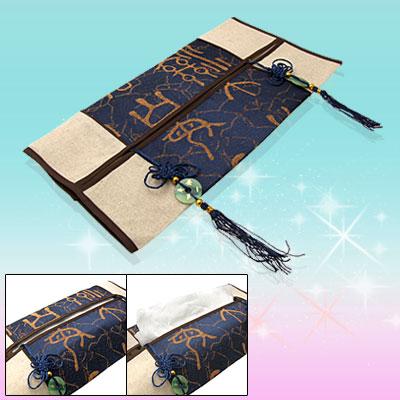 Decorative Flax Tissue Paper Cover Case