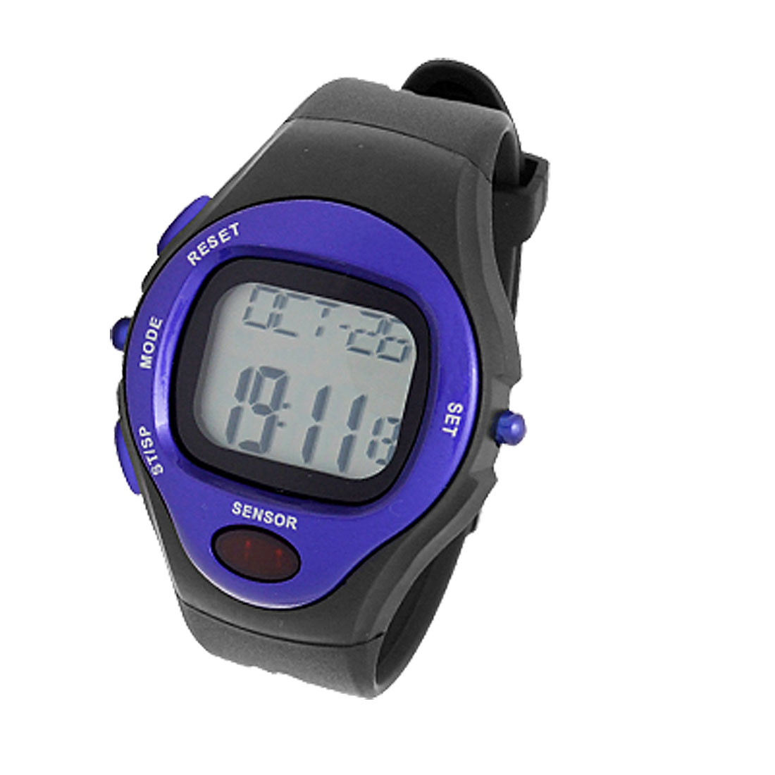 Pulse Calorie Alarm Multifunction Heart Rate Chronograph Sports Watch