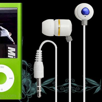 3.5mm In-the-ear Earphones Headphones For MP4 MP3