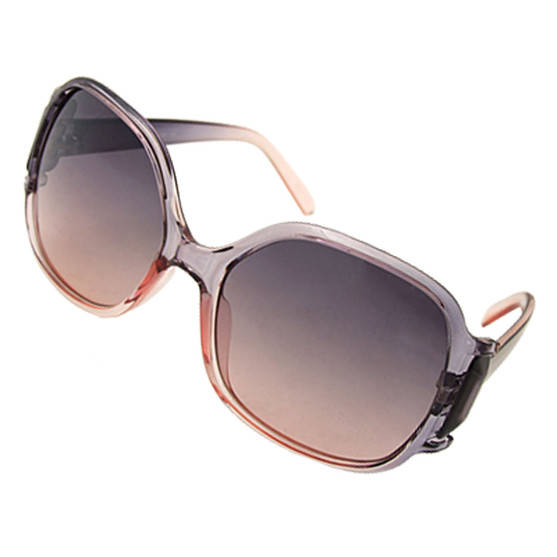 Plastic Frame Arms Ladies' Sunglasses Eyewear