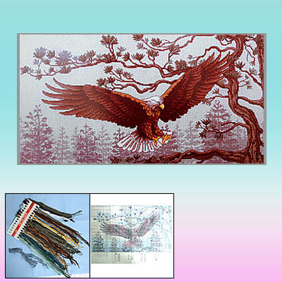 Free Stuff: Eagle Counted Cross Stitch Pattern - Listia.com