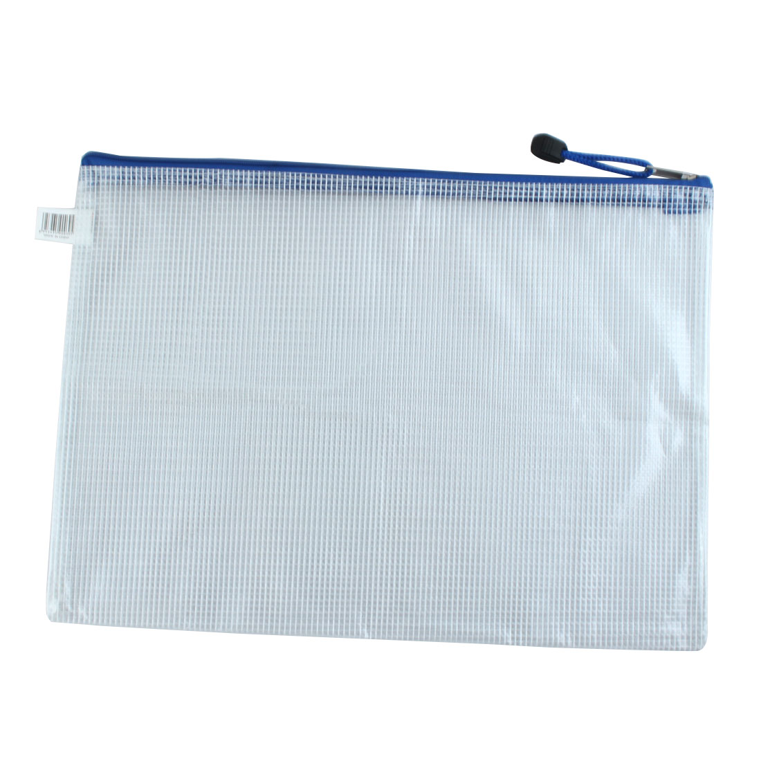 Waterproof Net Pattern File Folder Document Bag w/ Zipper