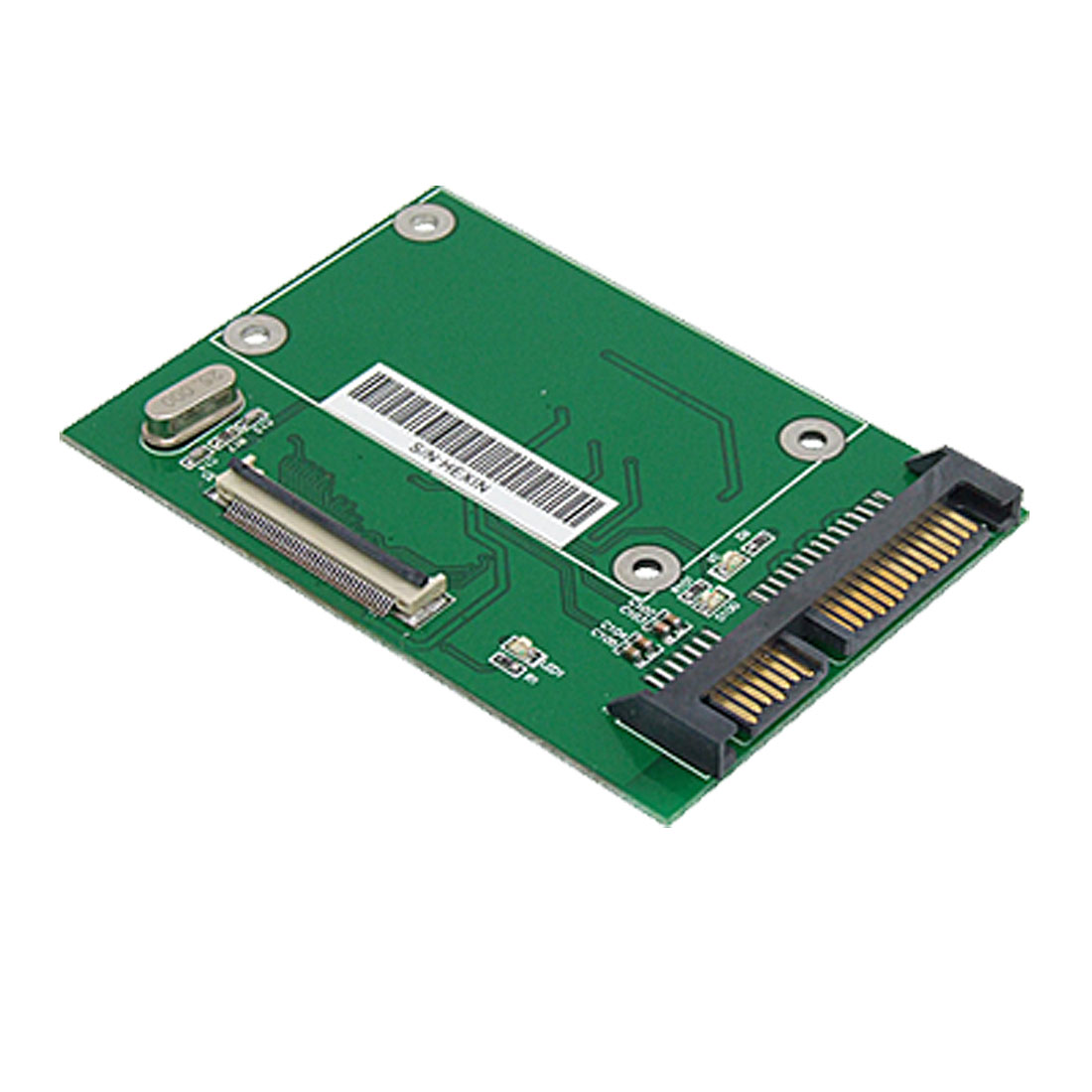 ZIF/ CE 1.8 Inch HDD to SATA 7 + 15 22 Pin Male Adapter Converter
