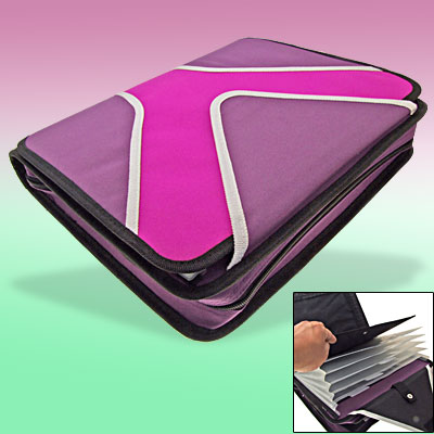 Nylon File Holder Folder Bag for White-Collar Manager